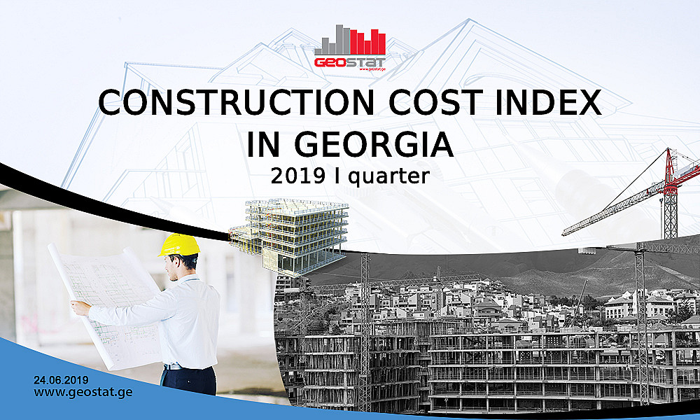 CONSTRUCTION COST INDEX IN GEORGIA I QUARTER OF 2019